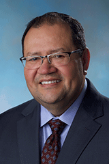 Chancellor Marvin Martinez