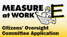 RSCCD Measure E Bond Oversight Committee Application - Apply Now