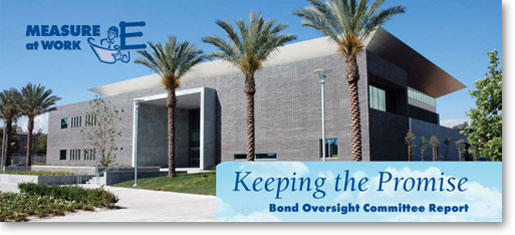 Bond Oversight Annual Report to the Community